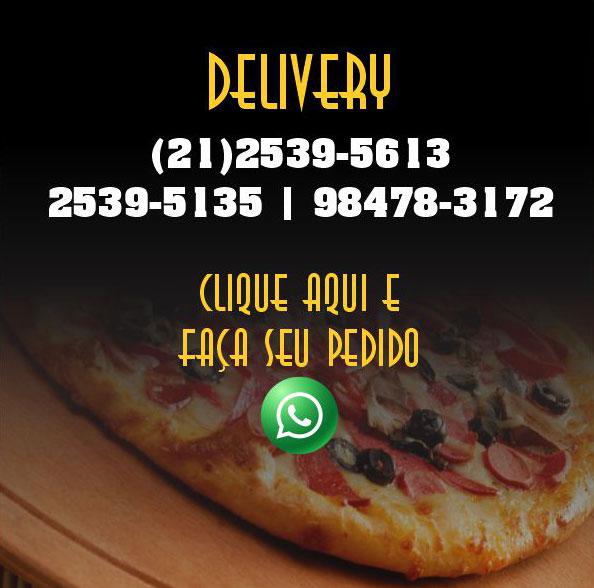 Delivery (21) 2539-5613